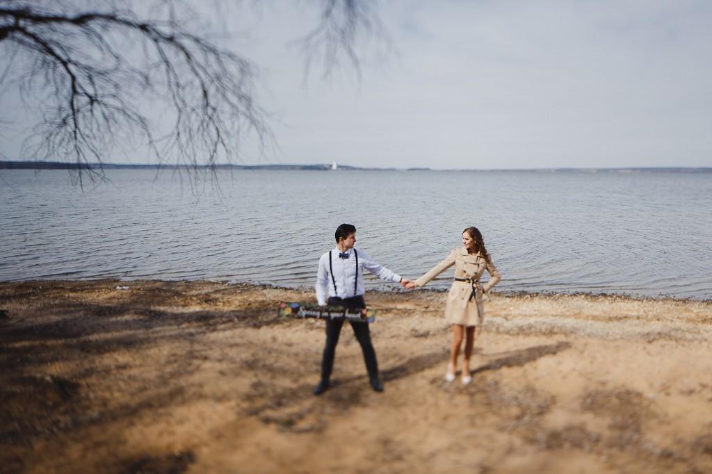 Spring In Your Heart: организация свадьбы в Минске