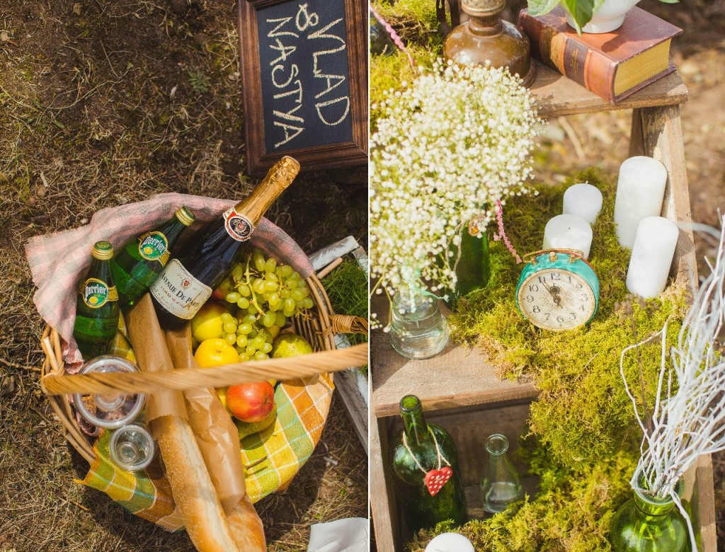 Spring In Your Heart: rustic decor