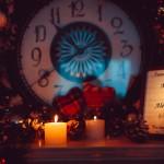 Максим и Александра: уютная Новогодняя свадьба для двоих