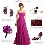 Radiant Orchid, или Свадьбы какого цвета будут в тренде в 2014 году