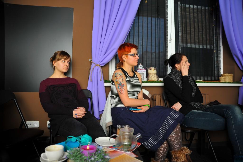 TeaTalk: уютные посиделки. Мастер-класс для невест в Минске