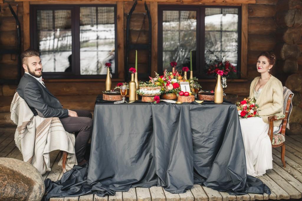 Оформление на свадьбу. Осенний декор. Свадьба в усадьбе