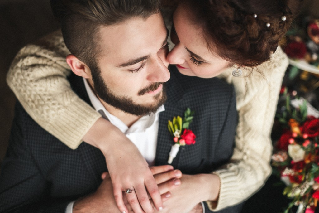 November Wedding Story. Свадьба в усадьбе