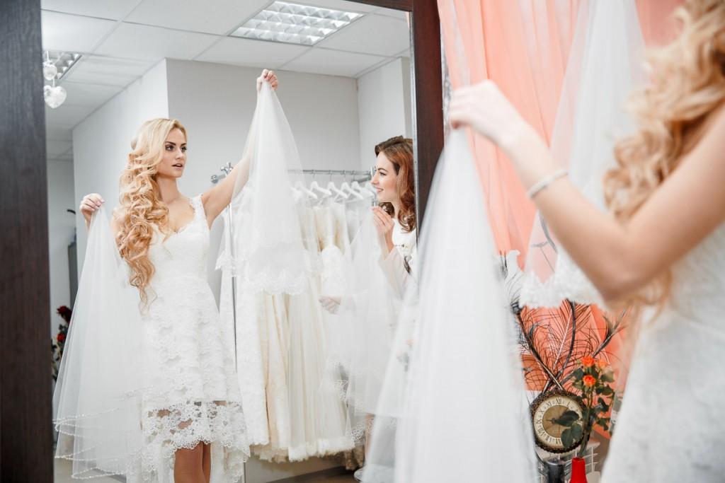 Выбрать фату в Минске. Интервью для свадебного салона Артемида