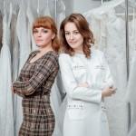 """Профессия – счастье: интервью с владелицами салона свадебных платьев """"Артемида"""""""