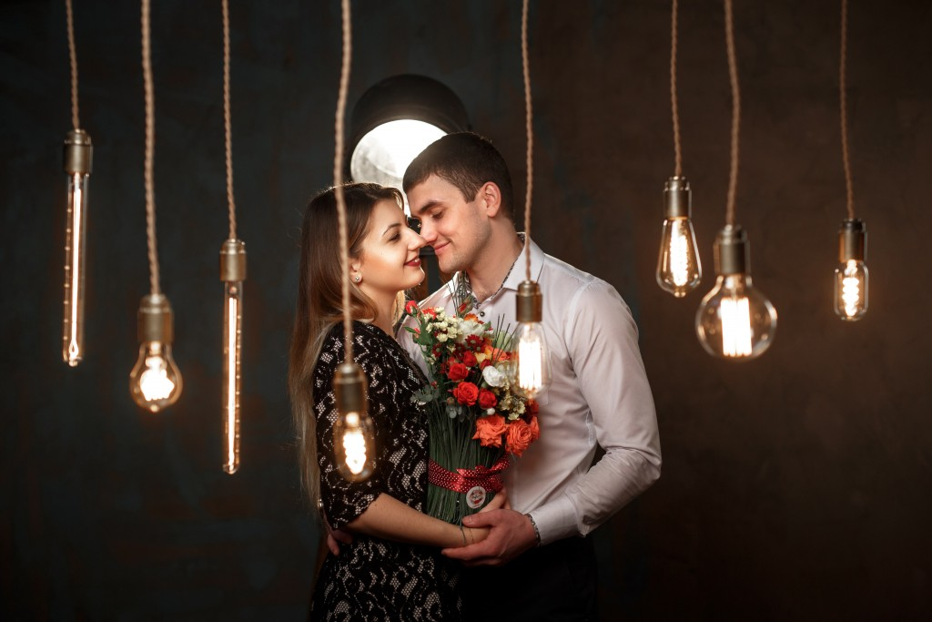 Красивая лавстори ко Дню Святого Валентина