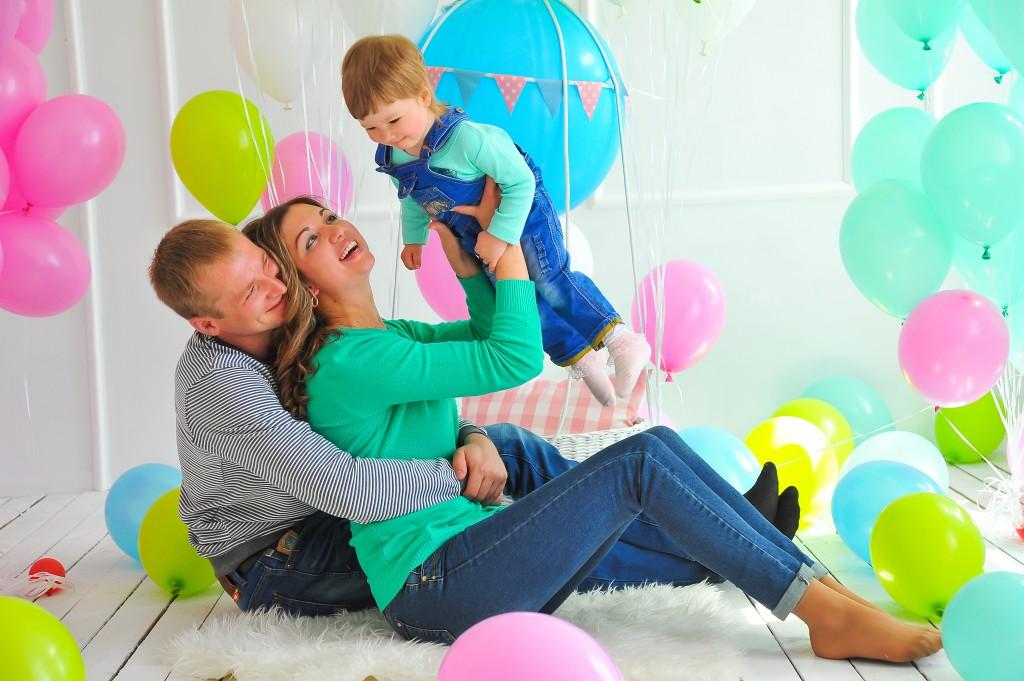 Семейные фотосессии в Минске. LoveStudio