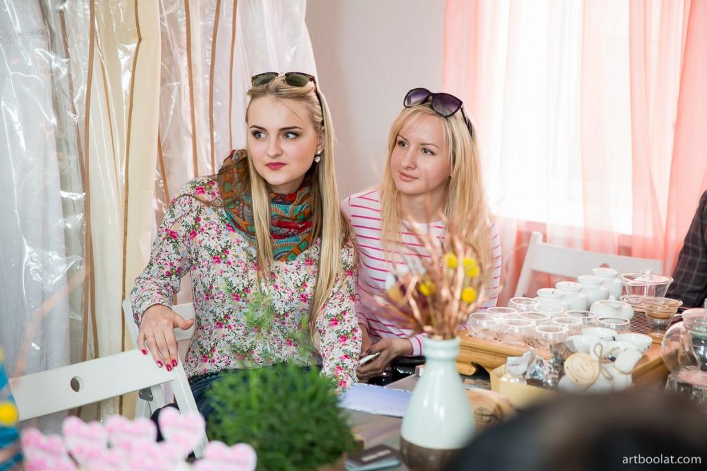 TeaTalk: мероприятие для невест в Минске. Организатор Елена Остапчук