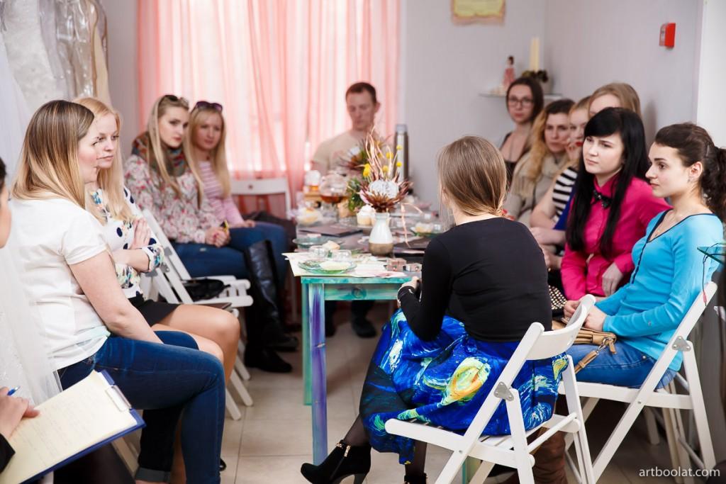 Чайная церемония на TeaTalk: мероприятие для невест