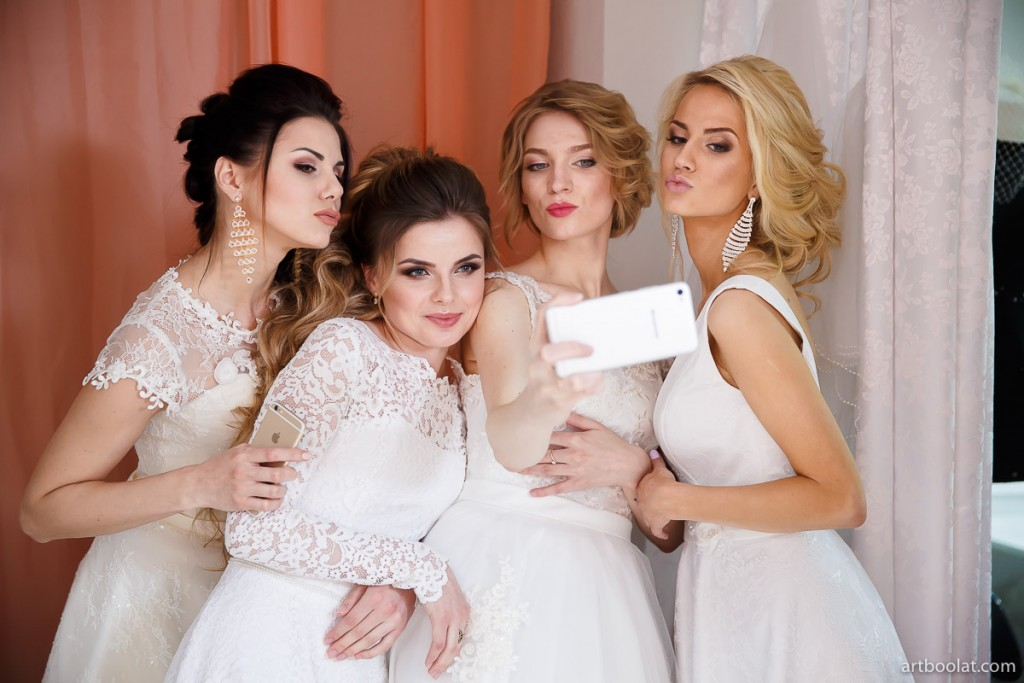 """TeaTalk в гостях у свадебного салона """"Артемида"""": мероприятие для невест"""