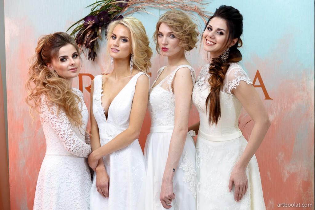 """Весенний TeaTalk: мероприятие для невест в салоне """"Артемида"""""""