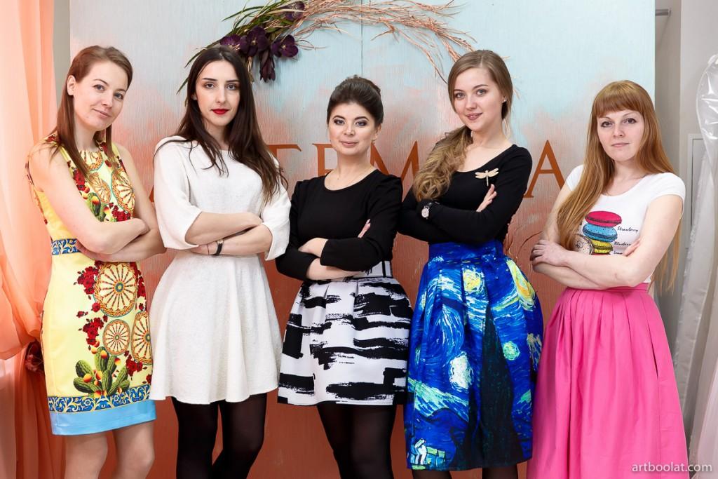Елена Остапчук & dreateam: мероприятие для невест в Минске