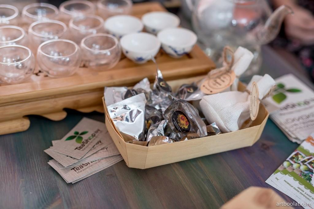 TeaTalk: уютное чаепитие для невест
