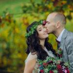 9 свадебных трендов осени, или Атмосферная осенняя свадьба по всем правилам