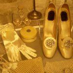 Выставка свадебных платьев из коллекции Александра Васильева в замке Фалль